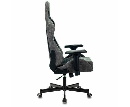 Игровое кресло Бюрократ VIKING 7 KNIGHT Fabric Black, Вариант цвета: black фото, изображение 14