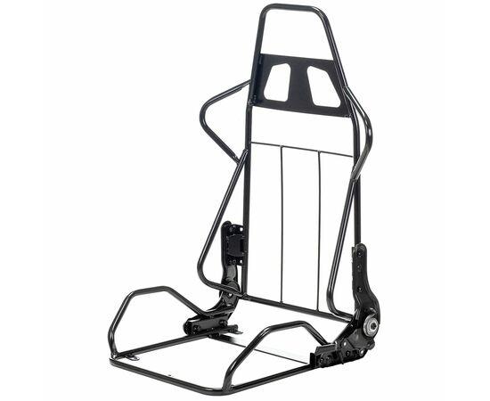 Игровое кресло Бюрократ VIKING 7 KNIGHT Fabric Black, Вариант цвета: black фото, изображение 18