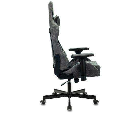 Игровое кресло Бюрократ VIKING 7 KNIGHT Fabric Black, Вариант цвета: black фото, изображение 3