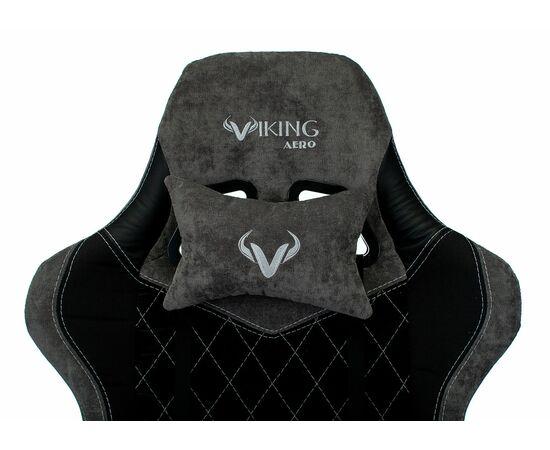 Игровое кресло Бюрократ VIKING 7 KNIGHT Fabric Black, Вариант цвета: black фото, изображение 7