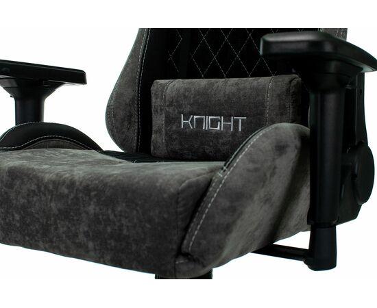 Игровое кресло Бюрократ VIKING 7 KNIGHT Fabric Black, Вариант цвета: black фото, изображение 9