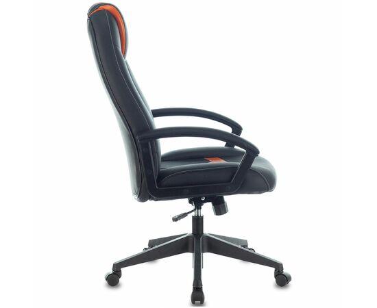 Игровое кресло Бюрократ VIKING-8 Black-Orange, Вариант цвета: black/orange фото, изображение 3