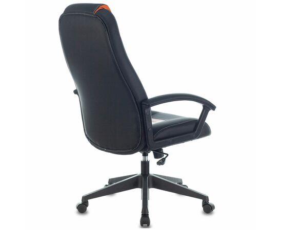 Игровое кресло Бюрократ VIKING-8 Black-Orange, Вариант цвета: black/orange фото, изображение 4
