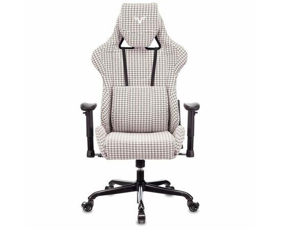Игровое кресло Бюрократ VIKING LOFT гусиные лапки Morris-1, Вариант цвета: goose фото