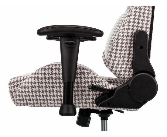Игровое кресло Бюрократ VIKING LOFT гусиные лапки Morris-1, Вариант цвета: goose фото, изображение 11