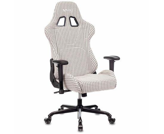 Игровое кресло Бюрократ VIKING LOFT гусиные лапки Morris-1, Вариант цвета: goose фото, изображение 12