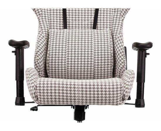 Игровое кресло Бюрократ VIKING LOFT гусиные лапки Morris-1, Вариант цвета: goose фото, изображение 6