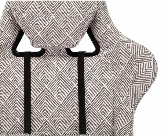 Игровое кресло Бюрократ VIKING LOFT ромбик, Вариант цвета: rhombus фото, изображение 10