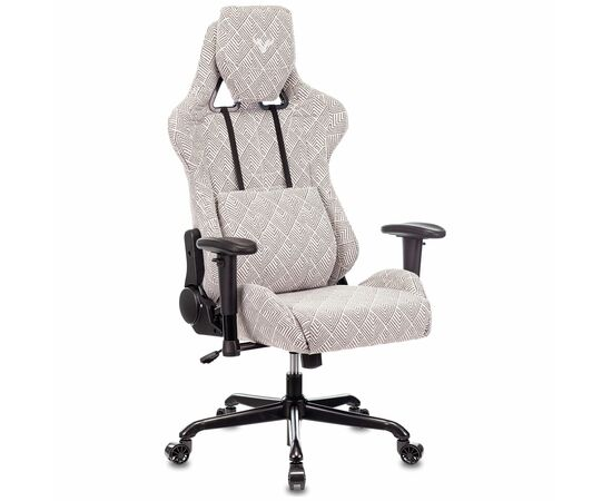 Игровое кресло Бюрократ VIKING LOFT ромбик, Вариант цвета: rhombus фото, изображение 2