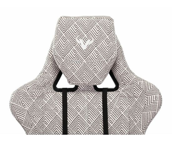 Игровое кресло Бюрократ VIKING LOFT ромбик, Вариант цвета: rhombus фото, изображение 7