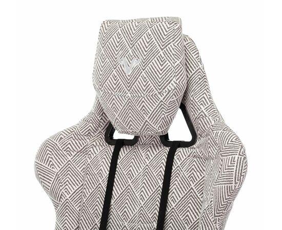 Игровое кресло Бюрократ VIKING LOFT ромбик, Вариант цвета: rhombus фото, изображение 9