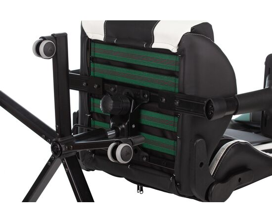 Игровое кресло Бюрократ VIKING TANK Grey, Вариант цвета: grey фото, изображение 10