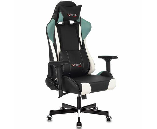 Игровое кресло Бюрократ VIKING TANK Grey, Вариант цвета: grey фото, изображение 2