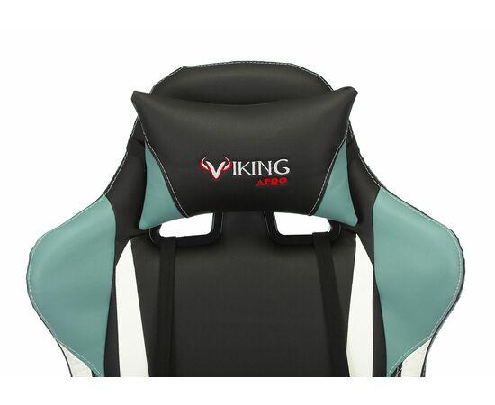 Игровое кресло Бюрократ VIKING TANK Grey, Вариант цвета: grey фото, изображение 6
