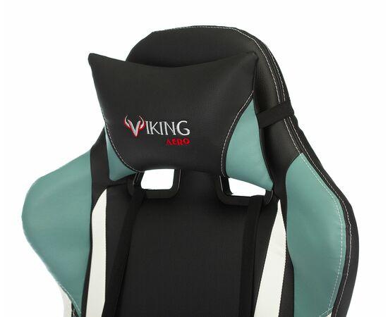 Игровое кресло Бюрократ VIKING TANK Grey, Вариант цвета: grey фото, изображение 8