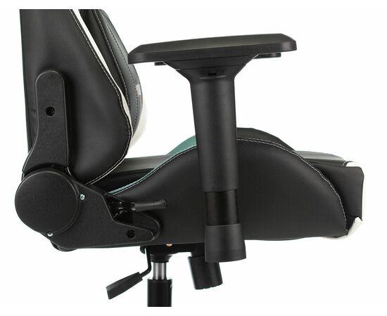 Игровое кресло Бюрократ VIKING TANK Grey, Вариант цвета: grey фото, изображение 9