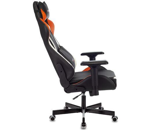 Игровое кресло Бюрократ VIKING TANK Orange, Вариант цвета: orange фото, изображение 5