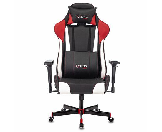 Игровое кресло Бюрократ VIKING TANK Red, Вариант цвета: red фото