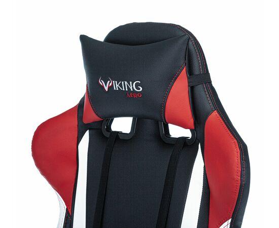 Игровое кресло Бюрократ VIKING TANK Red, Вариант цвета: red фото, изображение 10