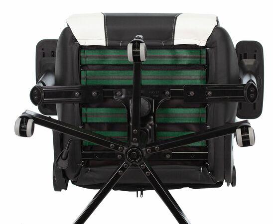 Игровое кресло Бюрократ VIKING TANK Grey, Вариант цвета: grey фото, изображение 11