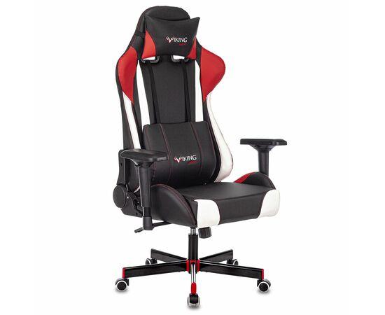 Игровое кресло Бюрократ VIKING TANK Red, Вариант цвета: red фото, изображение 2