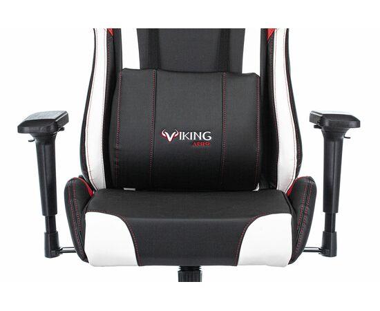Игровое кресло Бюрократ VIKING TANK Red, Вариант цвета: red фото, изображение 6