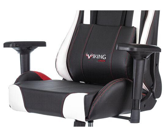Игровое кресло Бюрократ VIKING TANK Red, Вариант цвета: red фото, изображение 7