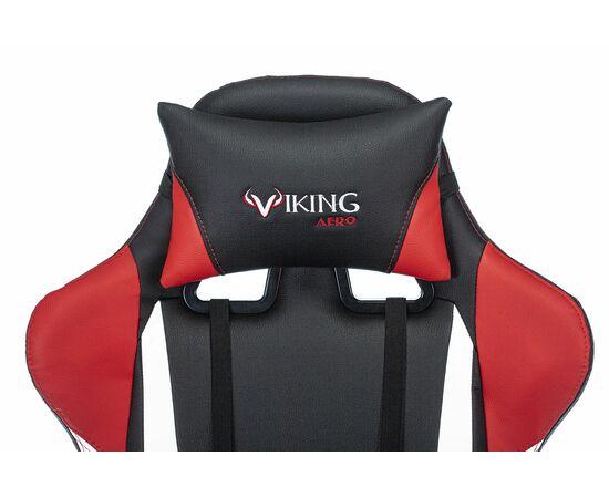 Игровое кресло Бюрократ VIKING TANK Red, Вариант цвета: red фото, изображение 9