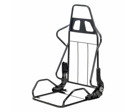 Игровое кресло Бюрократ VIKING X Fabric Grey-Black, Вариант цвета: grey/black фото, изображение 17