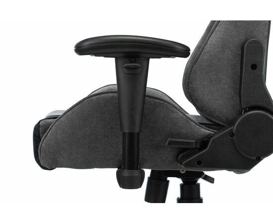 Игровое кресло Бюрократ VIKING X Fabric Grey-Black, Вариант цвета: grey/black фото, изображение 11