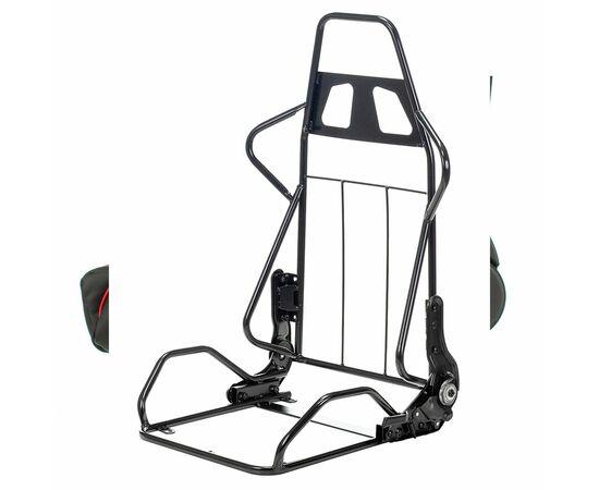 Игровое кресло Бюрократ VIKING ZOMBIE A4 Black, Вариант цвета: black фото, изображение 11