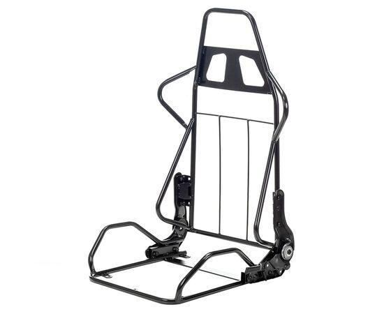 Игровое кресло Бюрократ VIKING ZOMBIE A4 Black-Blue, Вариант цвета: black/blue фото, изображение 13