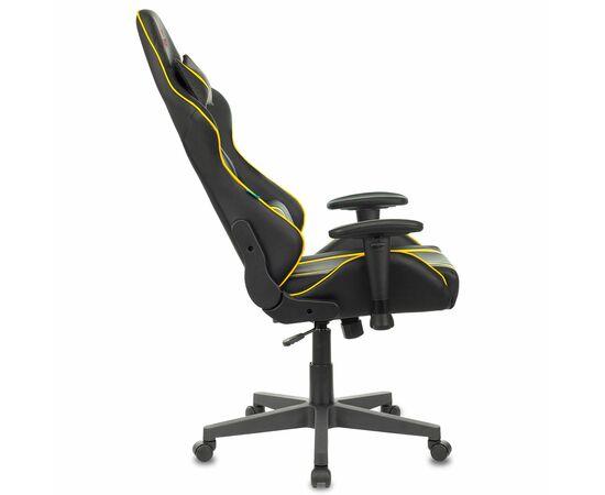 Игровое кресло Бюрократ VIKING ZOMBIE A4 Black-Yellow, Вариант цвета: black/yellow фото, изображение 5