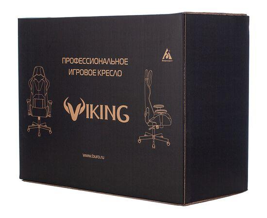 Игровое кресло Бюрократ VIKING ZOMBIE A4 Black, Вариант цвета: black фото, изображение 13