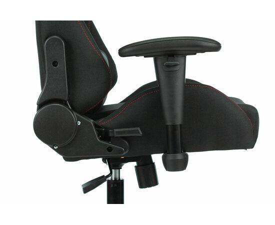 Игровое кресло Бюрократ Zombie 771N Black, Вариант цвета: black фото, изображение 10