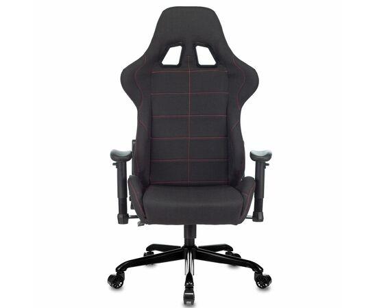 Игровое кресло Бюрократ Zombie 771N Black, Вариант цвета: black фото, изображение 11
