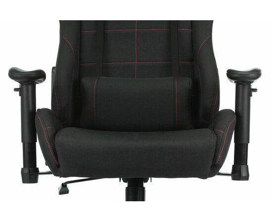 Игровое кресло Бюрократ Zombie 771N Black, Вариант цвета: black фото, изображение 6