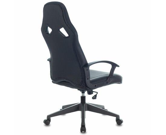 Игровое кресло Бюрократ ZOMBIE DRIVER Black-Yellow фото, изображение 8