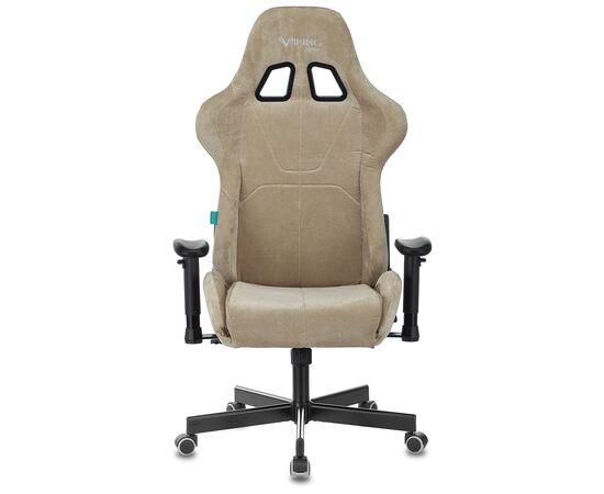 Игровое кресло Бюрократ Zombie VIKING KNIGHT Fabric Sand Light-21, Вариант цвета: sand фото, изображение 14