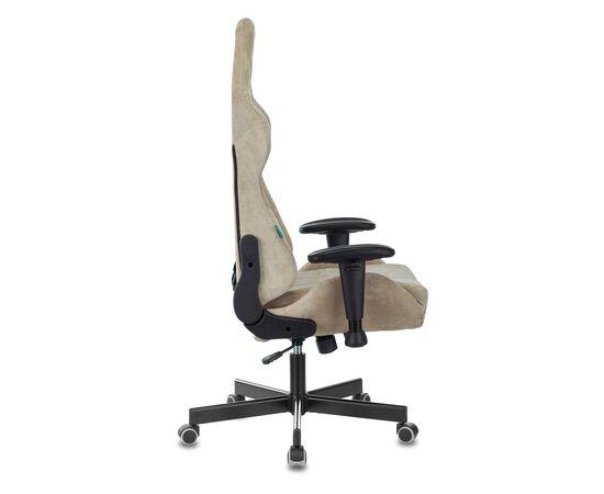 Игровое кресло Бюрократ Zombie VIKING KNIGHT Fabric Sand Light-21, Вариант цвета: sand фото, изображение 15
