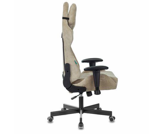 Игровое кресло Бюрократ Zombie VIKING KNIGHT Fabric Sand Light-21, Вариант цвета: sand фото, изображение 3
