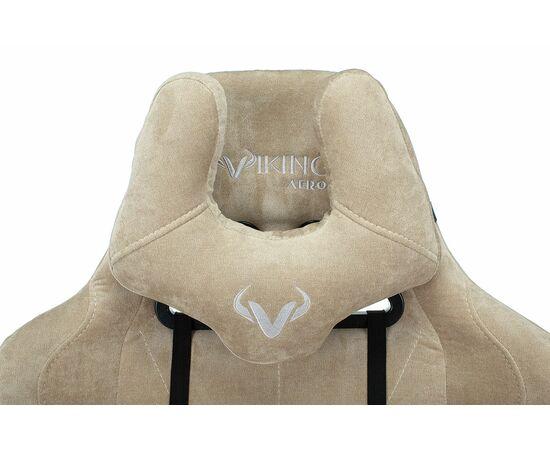 Игровое кресло Бюрократ Zombie VIKING KNIGHT Fabric Sand Light-21, Вариант цвета: sand фото, изображение 6