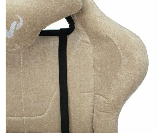 Игровое кресло Бюрократ Zombie VIKING KNIGHT Fabric Sand Light-21, Вариант цвета: sand фото, изображение 7