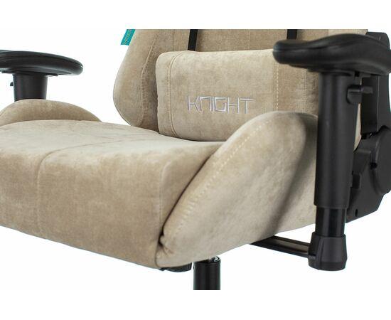Игровое кресло Бюрократ Zombie VIKING KNIGHT Fabric Sand Light-21, Вариант цвета: sand фото, изображение 8