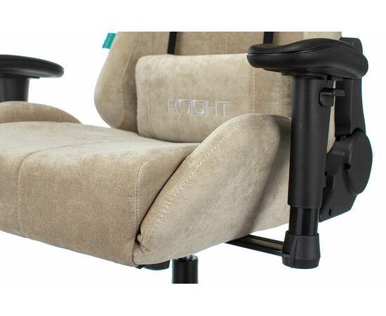 Игровое кресло Бюрократ Zombie VIKING KNIGHT Fabric Sand Light-21, Вариант цвета: sand фото, изображение 9