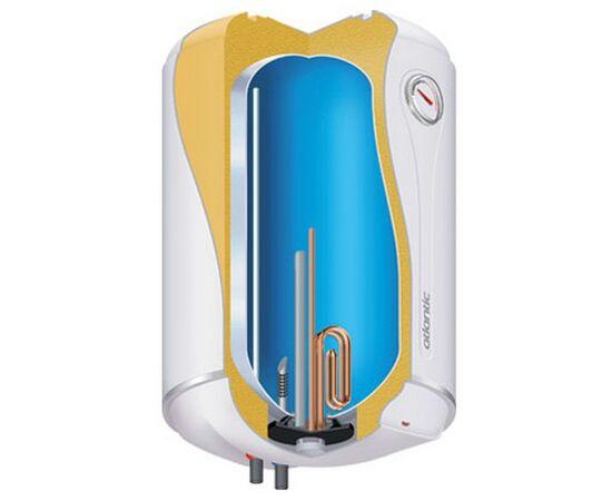 Электроводонагреватель (бойлер) 50 литров с мокрым ТЭНом ATLANTIC EGO 50 фото, изображение 2