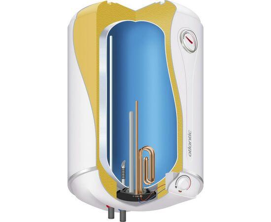 Электроводонагреватель (бойлер) 80 литров с мокрым ТЭНом ATLANTIC OPRO+80 фото, изображение 3