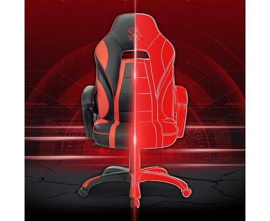 Игровое кресло Бюрократ A4Tech Bloody GC-350 фото, изображение 6