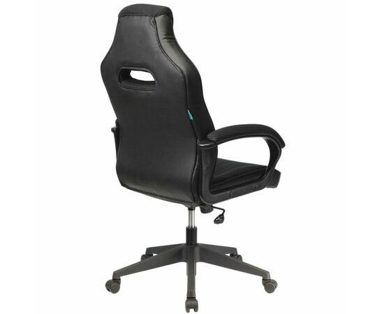 Игровое кресло Бюрократ VIKING 3 AERO Edition Black, Вариант цвета: black фото, изображение 4