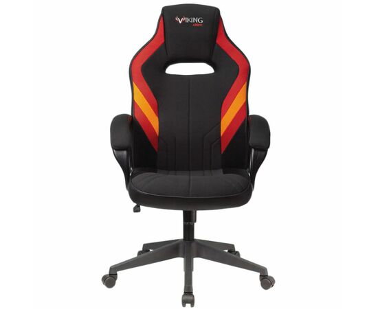 Игровое кресло Бюрократ VIKING 3 AERO Red, Вариант цвета: black/red фото